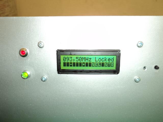 30 Watts 88-108MHz Exciter